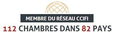 La CCFT fait partie du reseau CCI France international